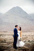 Claire & Lawrence, Isle of Skye